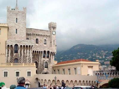 Княжеский дворец в монте -карло