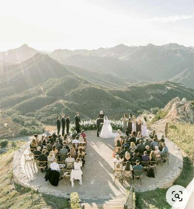 Снять свадьбу в этом месте (Америка)