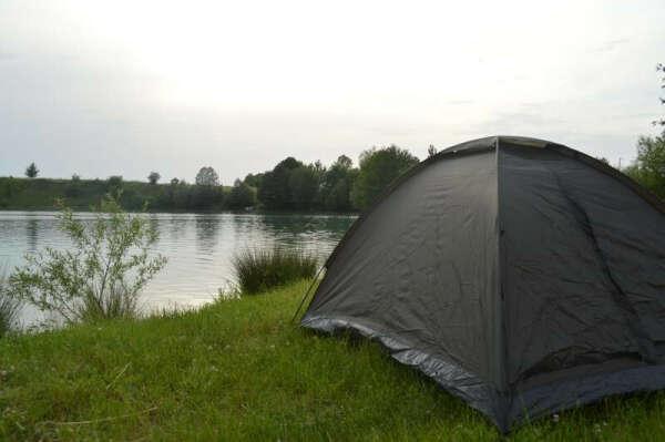 Туристическая палатка Styleberg