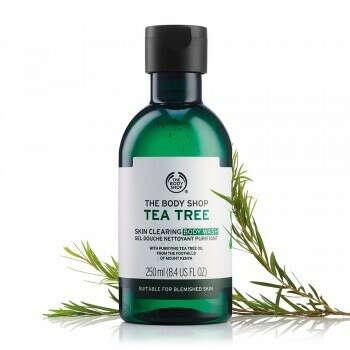 Гель для душа «Чайное дерево»
