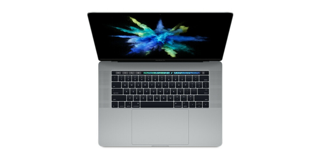 MacBookPro 15дюймов, «серый космос»