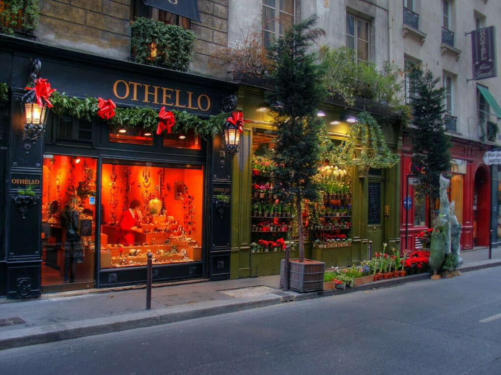 хочу провести новый год с своим парнем в Париже