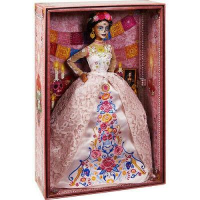 Коллекционная кукла Barbie - День Мертвых