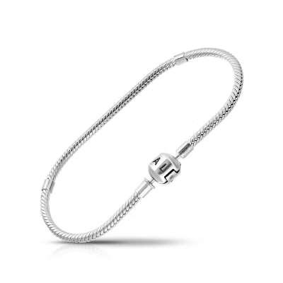 Браслет для шармов из серебра — Ювелирный интернет-магазин 585 Золотой.