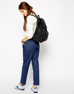 Стеганный рюкзак