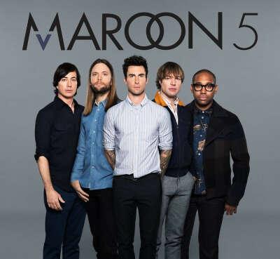 На концерт Maroon 5