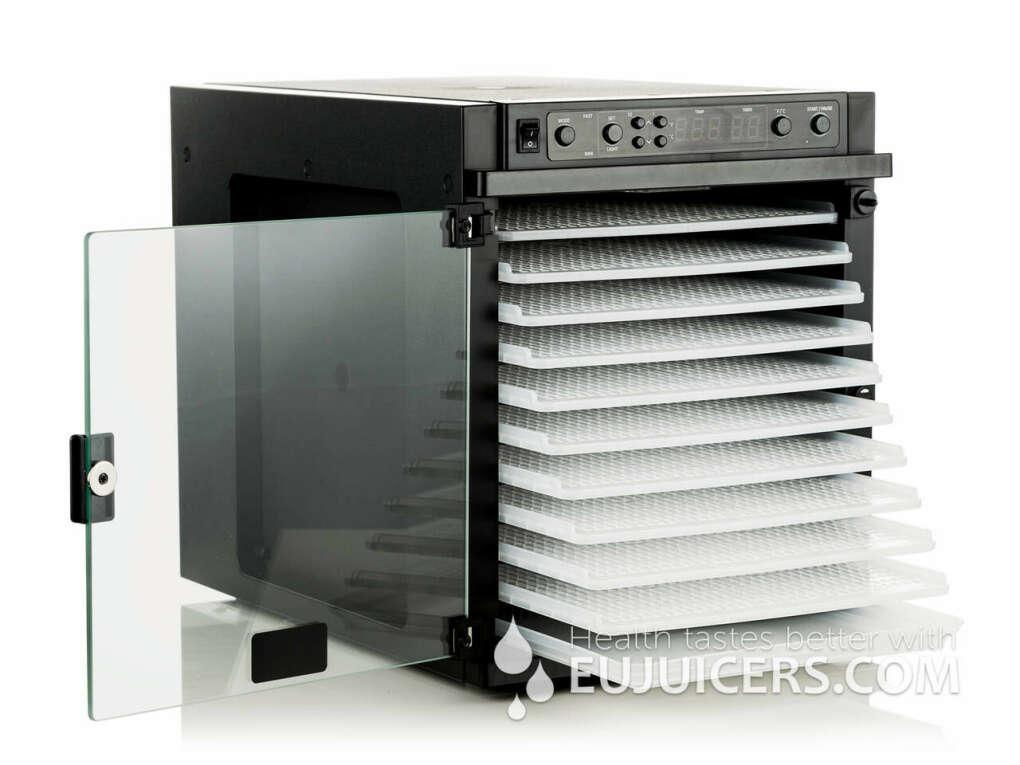 Dehydrator Sedona Express SD-6280  – 11 trays black