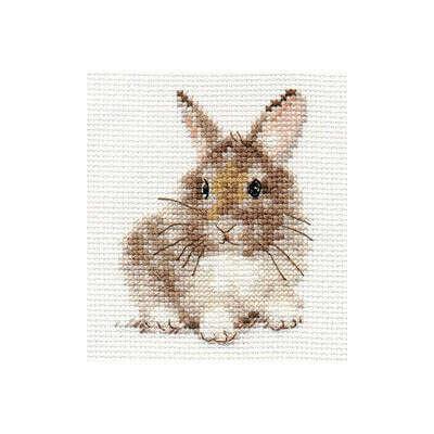 Вышивка Крольчонок