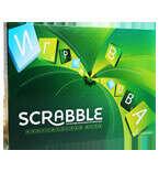 Настольная игра Скрэббл/Скрабл Mattel (Scrabble)