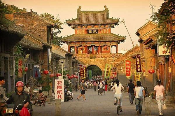 Китай. Лоян