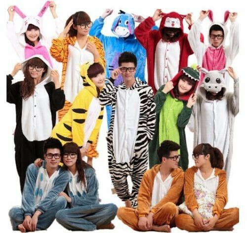 Кигуруми - пижамы   45 photos   VK