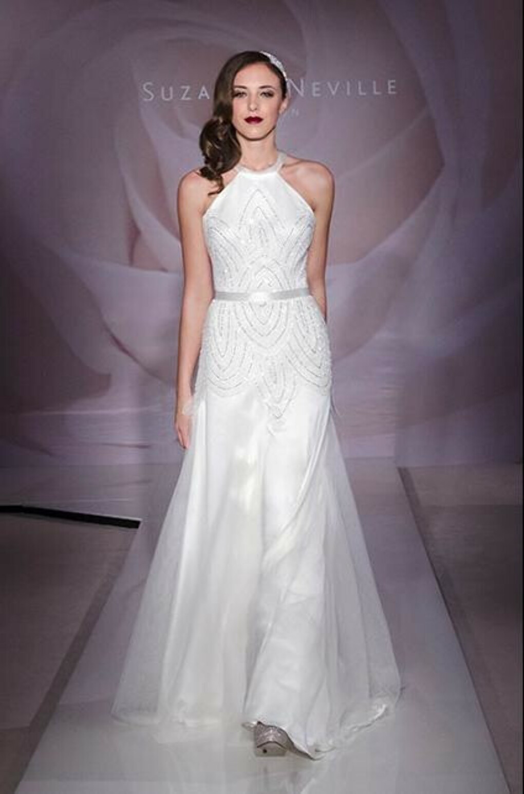 Deco by Suzanne Neville Wedding dress