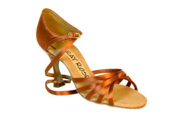 Новые бальные туфли