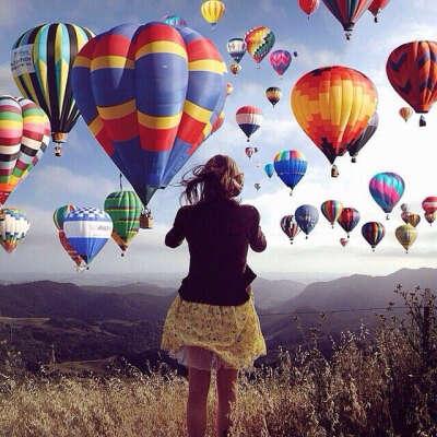 попасть на фестиваль воздушных шаров