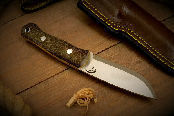 Нож BEAVER KNIFE AMERICAN BUSHCRAFT 2.0