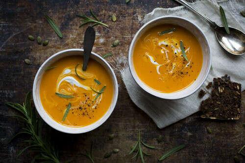 Сделать тыквенный суп
