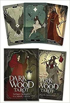 Dark Wood Tarot by Sasha Graham, Abigail Larson
