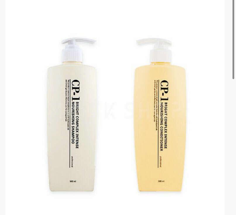 Шампунь и бальзам для волос CP-1
