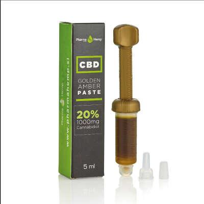 Buy CBD PASTE 20%   5ml