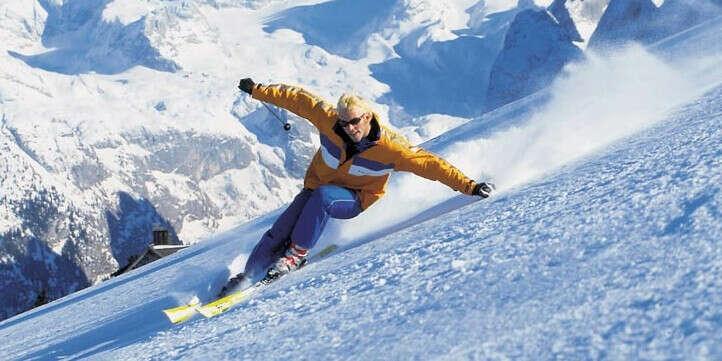 Поехать в Австрию на горнолыжный курорт