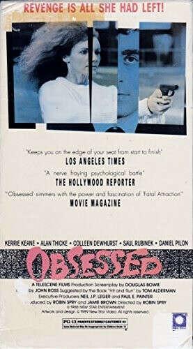 """Obsessed (1988) - aka """"Hitting Home"""""""