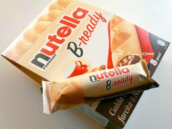 «Nutella bready»