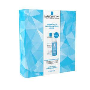 Новогодний набор La Roche-Posay Hydraphase Intense Legere + пенка