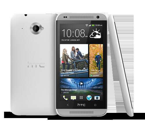 телефон HTC Desire 601 (черный)