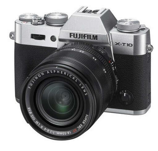 Fujifilm X-T10 Mirrorless Digital Camera
