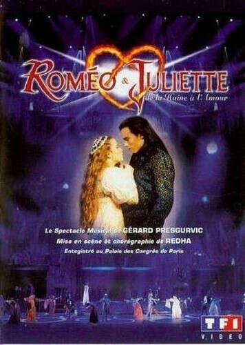 """Посмотреть французскую версию мюзикла """"Ромео и Джульетта"""""""