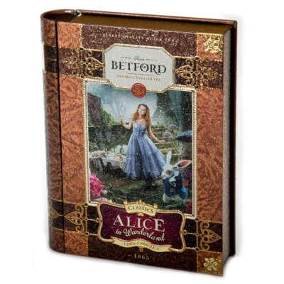 BETFORD Алиса Чай черный с кусочками фруктов