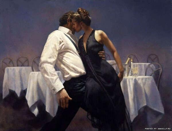научиться танцевать танго