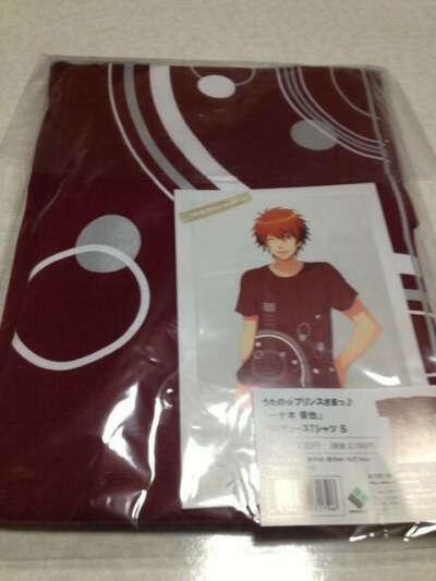 Very RARE Uta no Prince sama T-shirt OTOYA From Japan anime Cosplay Utapuri