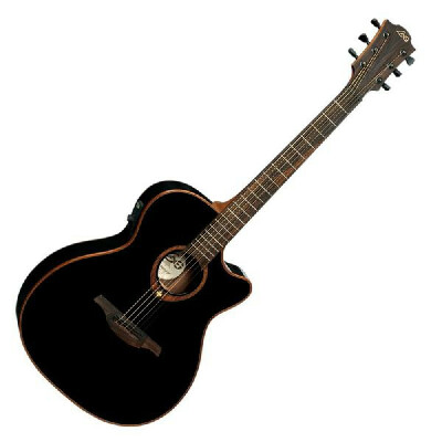 Lag GLA T100ACE-BLK Электроакустическая гитара.