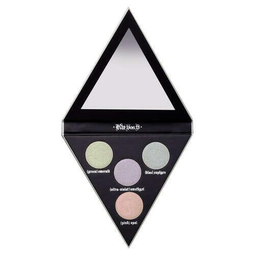 KVD VEGAN BEAUTY ALCHEMIST HOLOGRAPHIC Палетка для макияжа купить по цене от 1260 руб в интернет магазине SEPHORA | 20915V1