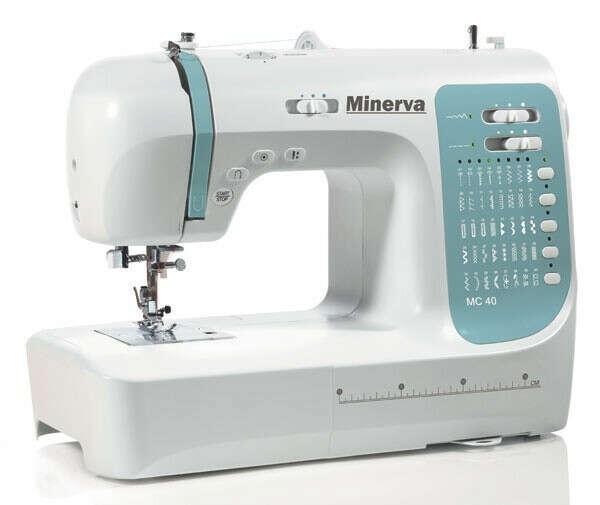 Швейная машина, чтобы шить красивые штуки.