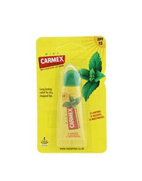 Бальзам для губ с мятным вкусом Carmex SPF 15