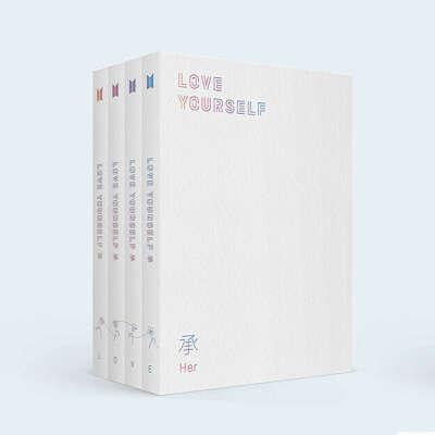 Альбом BTS - LOVE YOURSELF 承 Her (все версии)