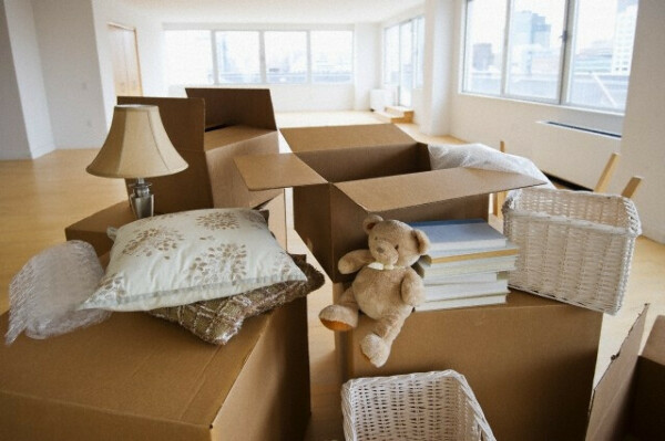 Подготовить вещи к переезду
