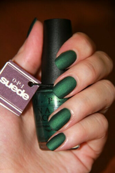 OPI Here Today Aragon Tomorrow Suede (NNE48)