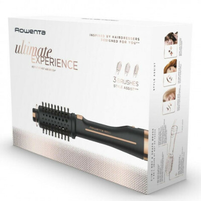 Вращающаяся фен-щетка Ultimate Experience CF9620F0