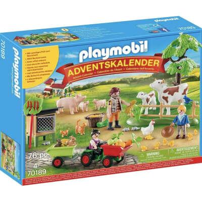 Playmobil Адвент Календарь Веселая Ферма