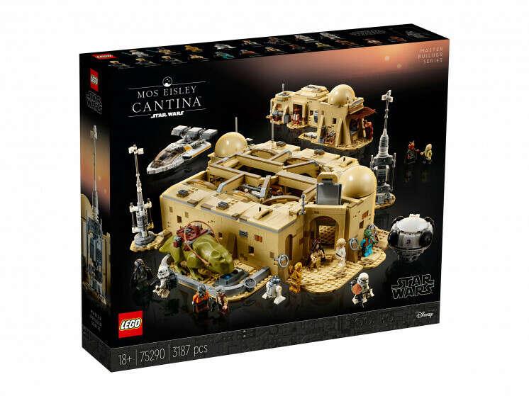 """Конструктор Lego Star Wars™ 75290 """"Кантина Мос-Эйсли"""""""