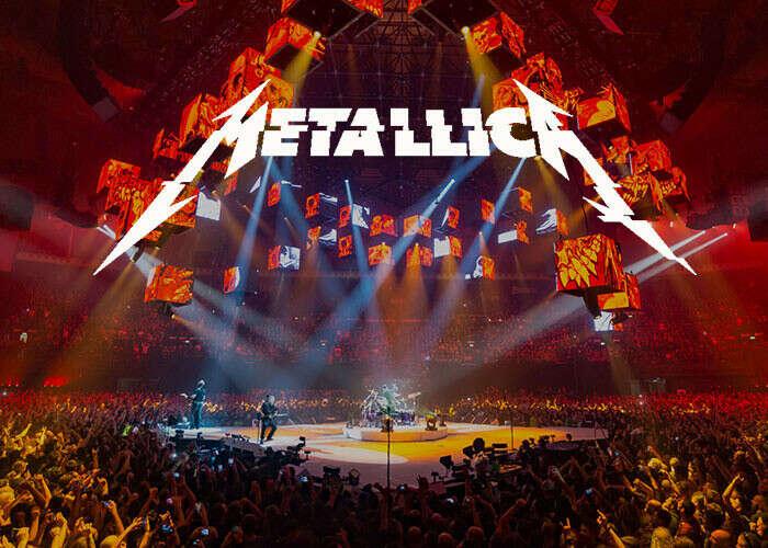 Посетить концерт Metallica