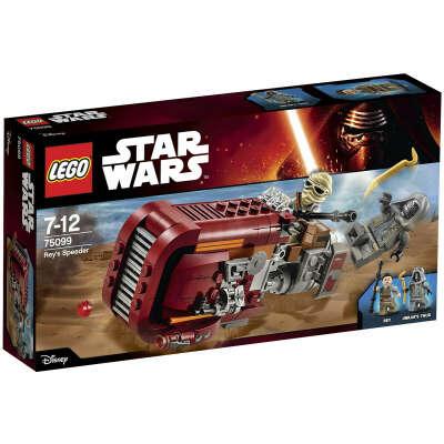 Конструктор LEGO Star Wars 75099 Спидер Рей