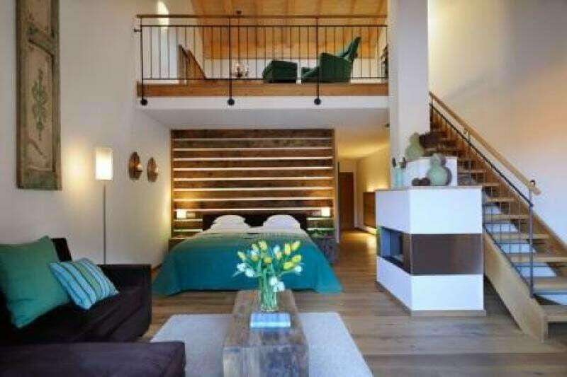 двухэтажная квартира