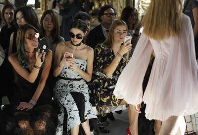 Быть гостем на неделе моды в Милане