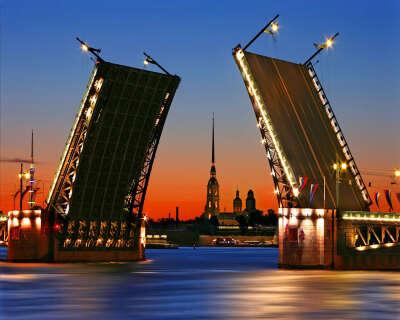 Увидеть Санкт-Петербург