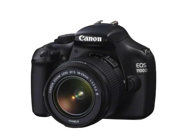 Фотокамера Canon EOS 1100D