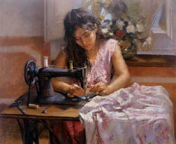 хочу научиться шить-кроить